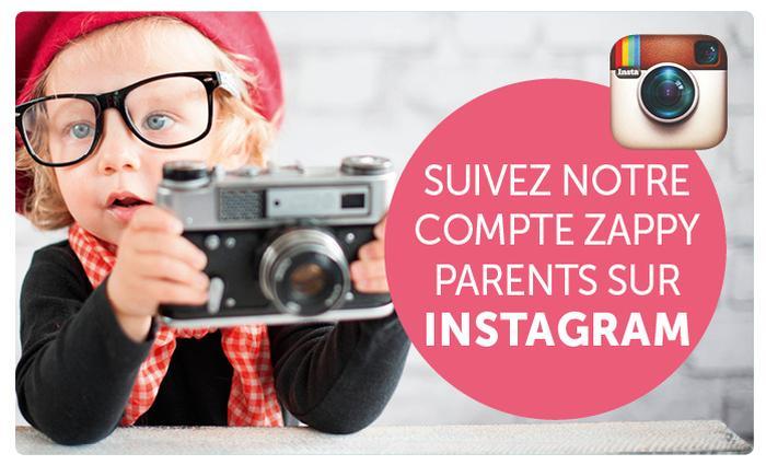 Suivez notre page sur Instagram