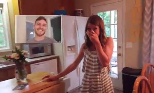 Gesteriliseerde man vertelt zijn vrouw dat ze toch zwanger is