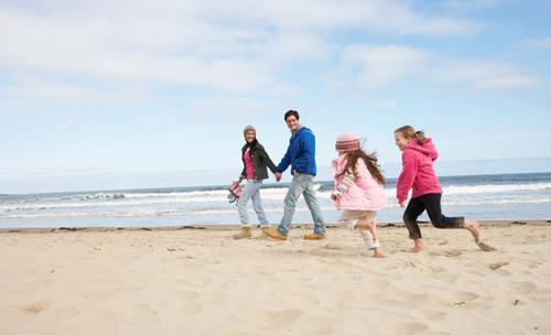 Win een weekendje aan zee met het hele gezin