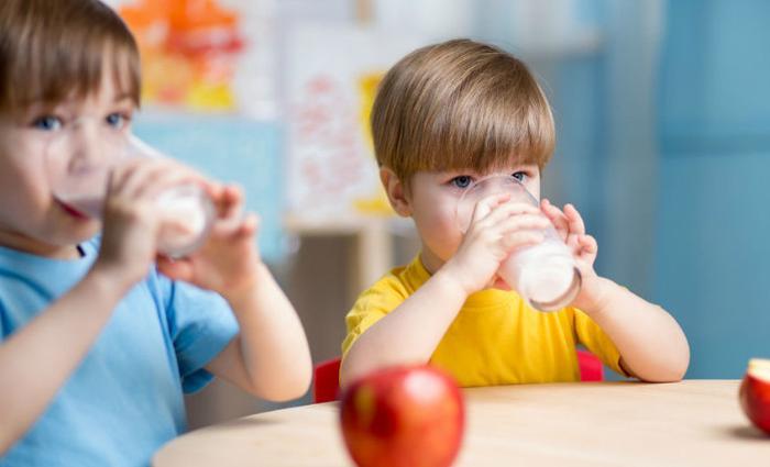 Les allergies alimentaires et l'enfant