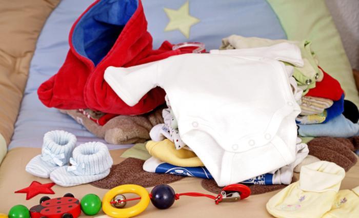 tweedehands babyuitzet