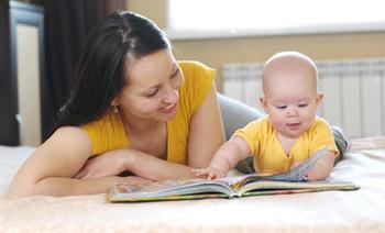 moeder baby boek