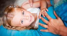 Bekkeninstabiliteit voorkomen bij tillen van je kind