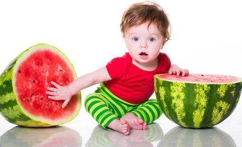 Les fruits pour les bébés