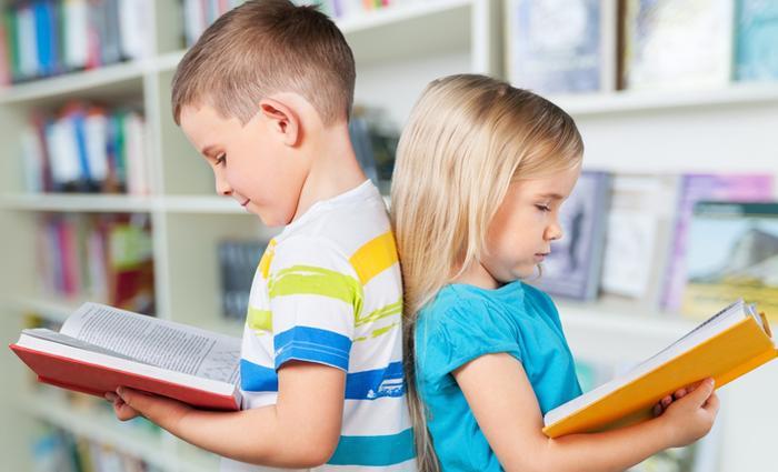 Stoere kinderboeken