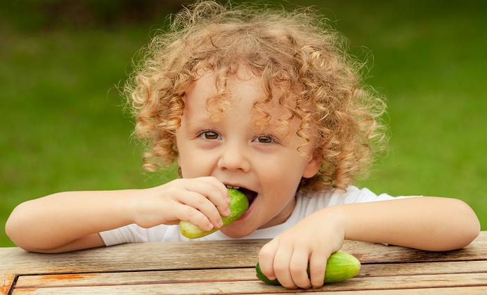 kinderen gezond eten