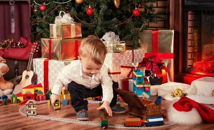 Kerstmis baby