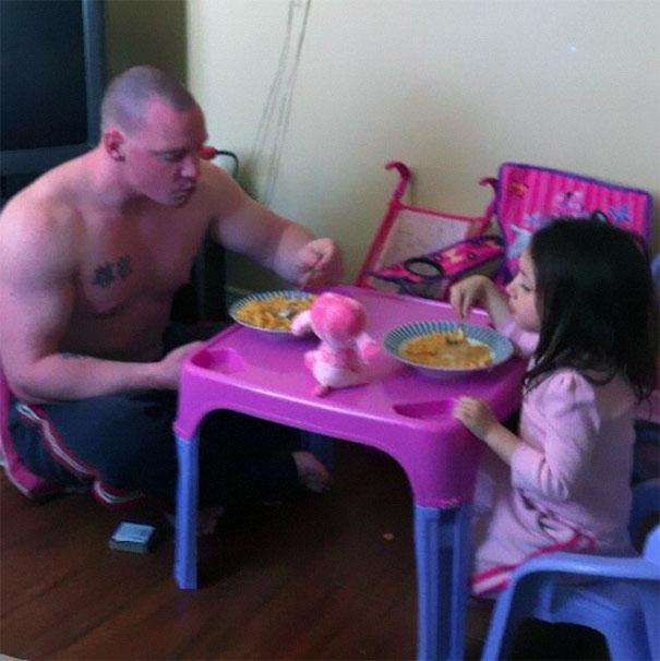 Een tafel is een tafel, ook als –ie roze is