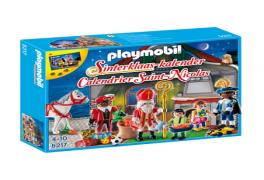 Playmobil Sinterklaas kalender