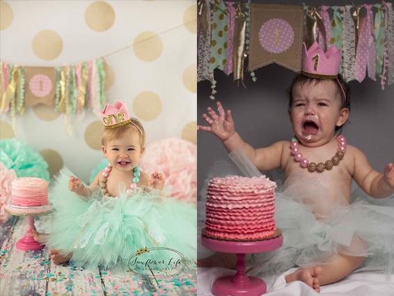 baby-met-taart