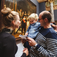 Rijksmuseum FamilieTeekentour