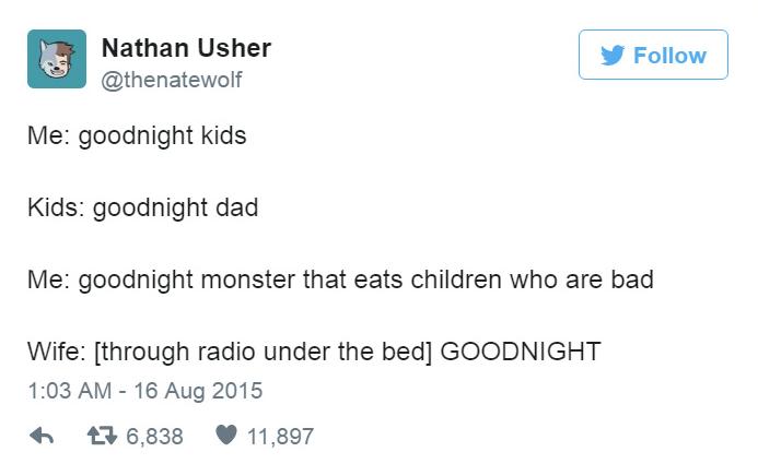 vader tweet