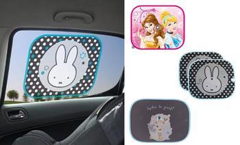 9 toffe zonneschermen voor in de auto