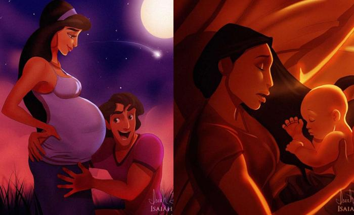 Disney-prinsessen
