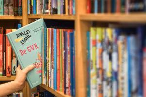 8 Kinderboekenwinkel