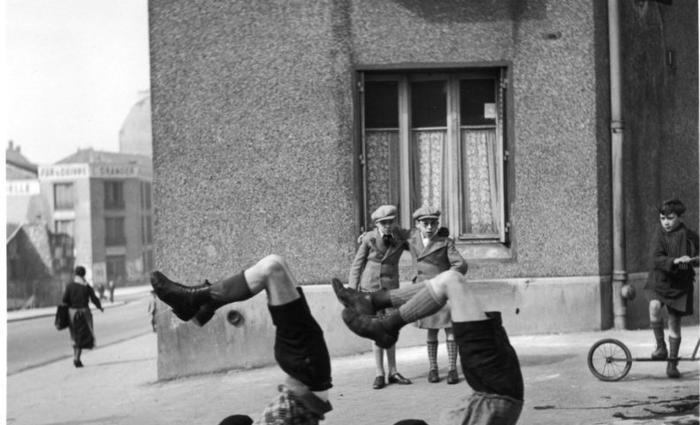 L'enfance intemporelle selon Robert Doisneau