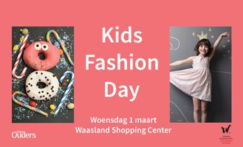 Kids Fashion Day in Waasland Shopping Center