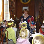 Prinsessencursus bij Kasteel Rosendael in Rozendaal