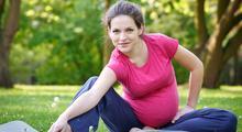 Wanneer zwangerschapsyoga geschikt
