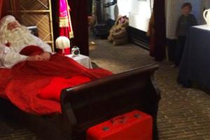 Slaapkamer Sinterklaas