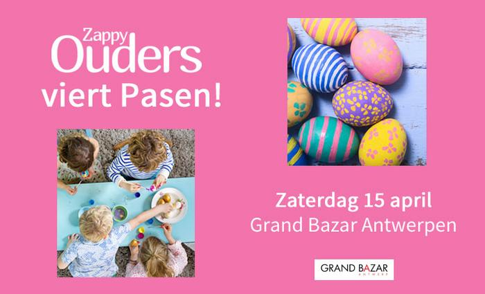 Zappy Ouders Paasevent