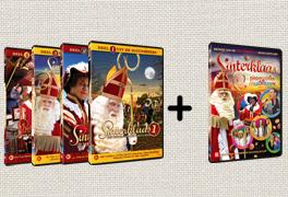 Sinterklaas DVD's