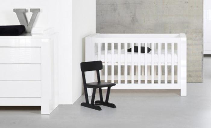 babypark box bij babykamer