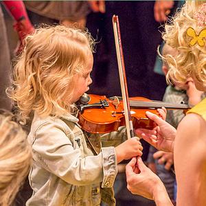 Een viool voor Boeffie