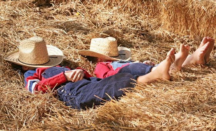 Cowboys en indianen partijtje   Schoolkind   4 jaar   Ouders van Nu