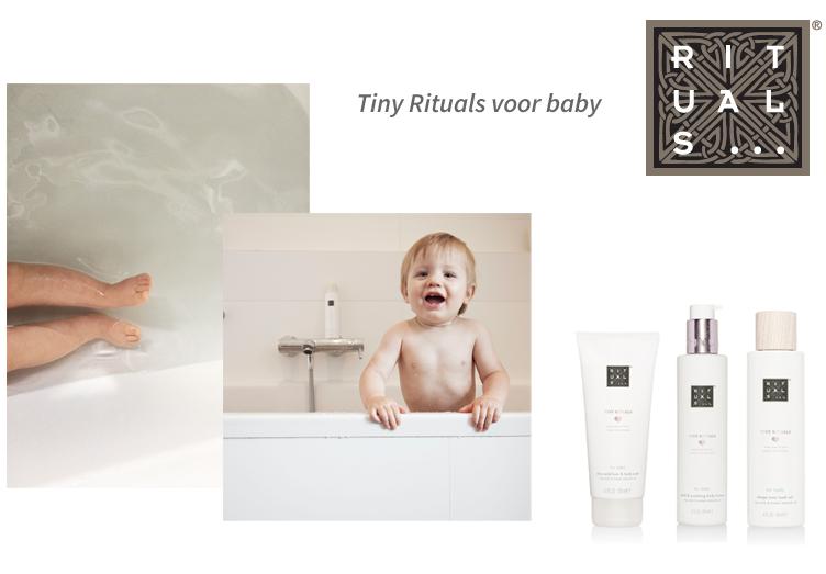 Fabulous Het ideale verzorgingsritueel voor mama en baby - Libelle Mama #ML-87