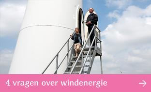 Nuon: windenergie