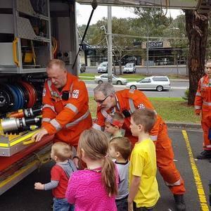 Kinderfeestje gered dankzij Facebook - brandweer