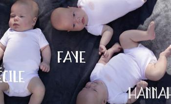 Nederlands gezin krijgt na tweeling een drieling