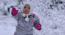 Met je baby op wintersport