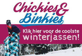winterjassen chickies en binkies