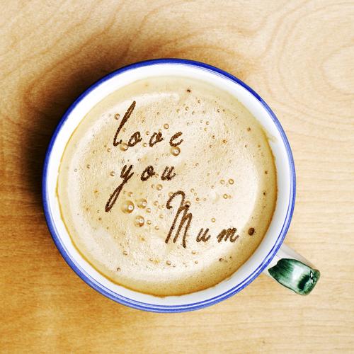 I love mum- coffee
