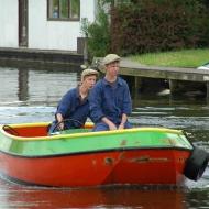Varen naar Kameleondorp Friesland