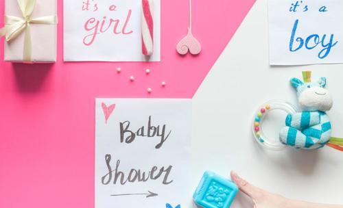 Organiser une babyshower