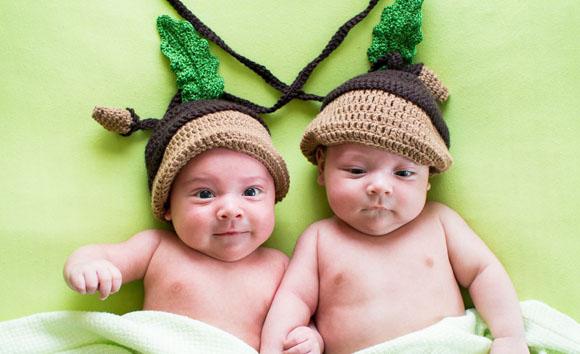 Zwanger van een tweeling