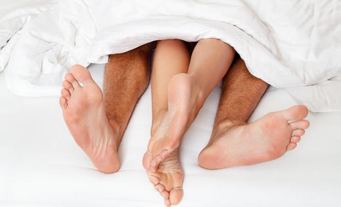 Le sexe pendant la grossesse