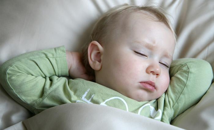 Nachtmerries bij kinderen