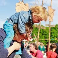 Hoogte80 festival Arnhem voor het hele gezin