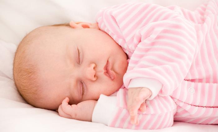 slaapschema baby's