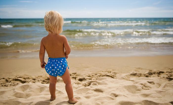 Veilig op het strand