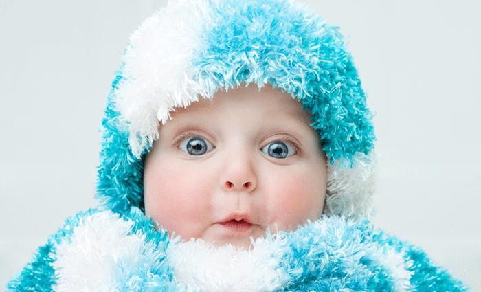 verkoudheid baby