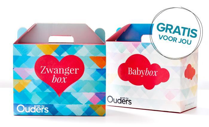 Zwangerbox aanvragen