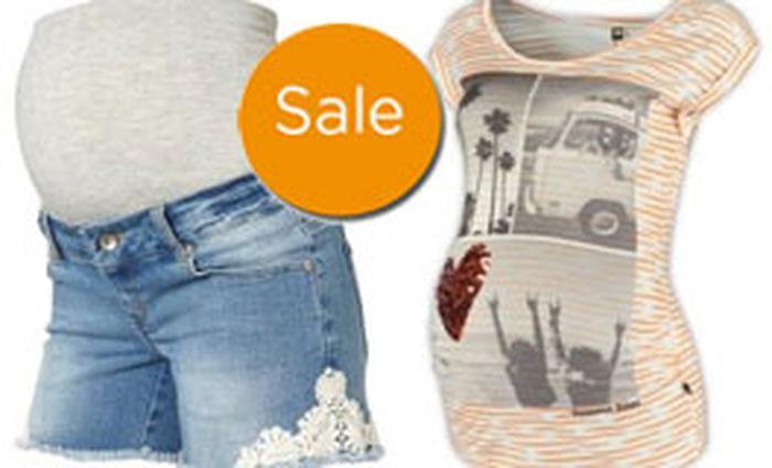 Sale-zwangerschapskleding