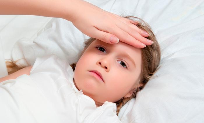 koorts bij kind