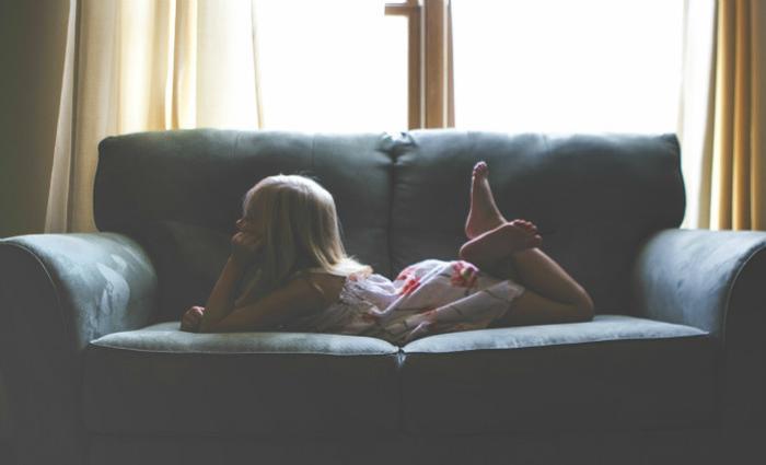 Le minimalisme en famille