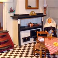 Begijnhof Breda Miniaturenmuseum Poppenhuismuseum